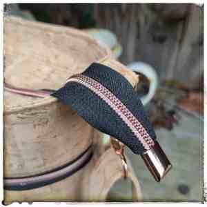 schoudertas naturel kurk detail