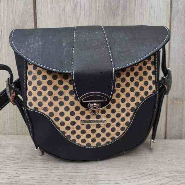 schattige cross body tas