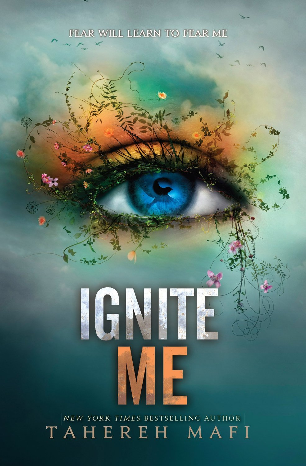 Ignite Me Book Cover