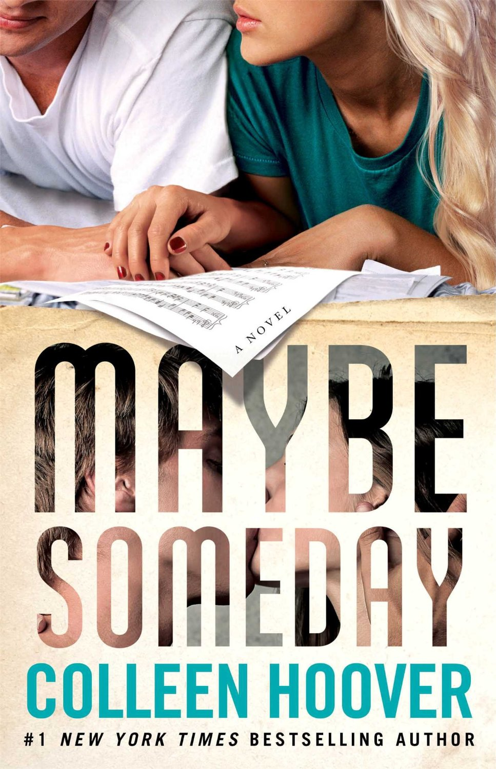 Maybe Someday Book Cover