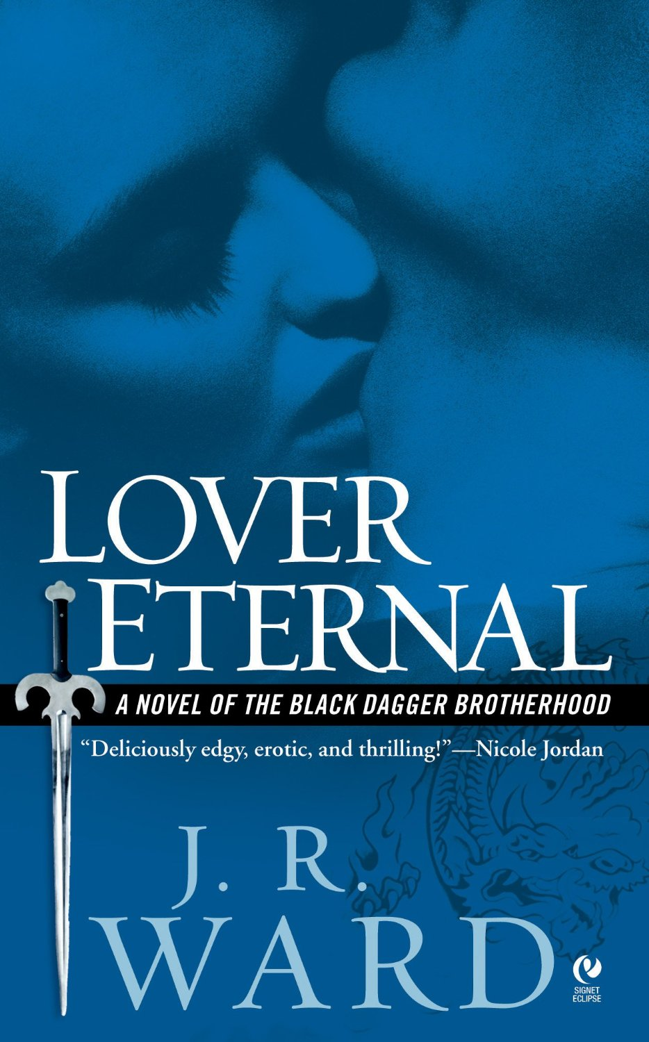 Lover Eternal Book Cover