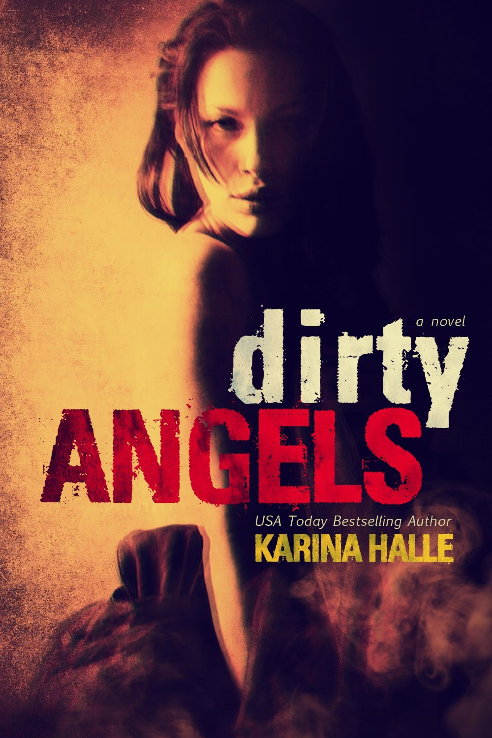 Dirty Angels Book Cover