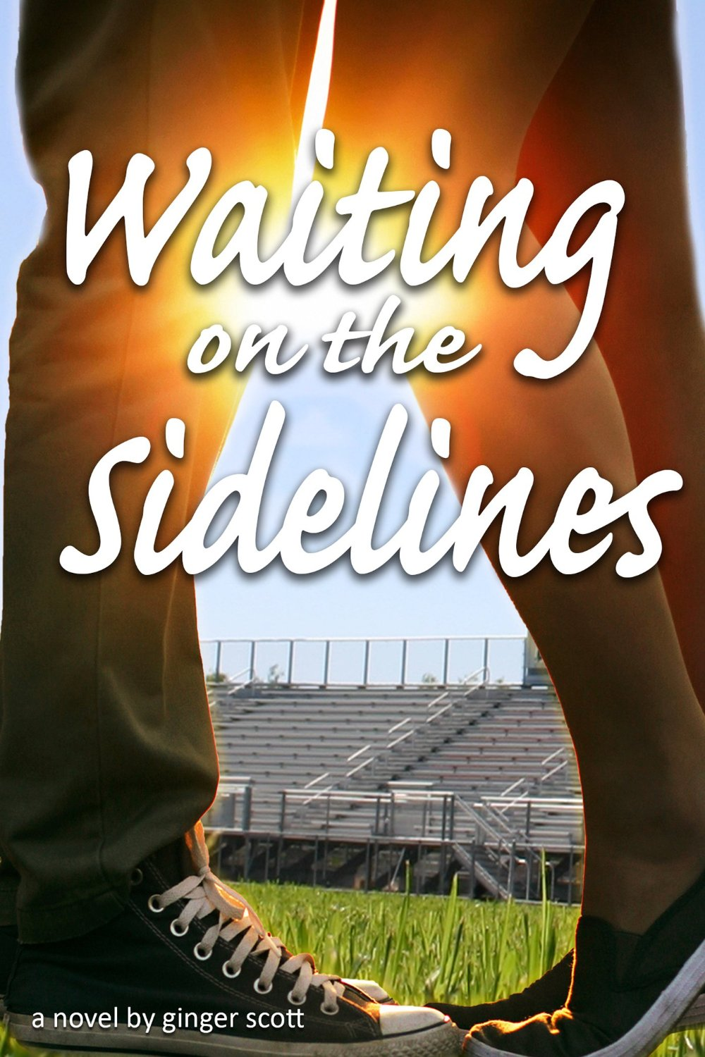Waiting on the Sidelines Book Cover