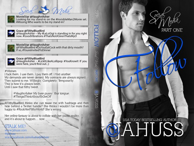 Follow {Cover Reveal}