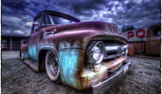 patina truck