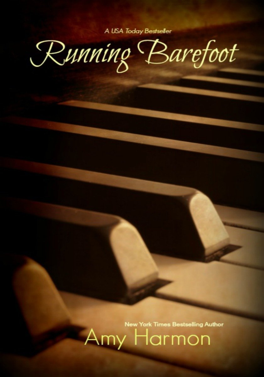 Running Barefoot Book Cover