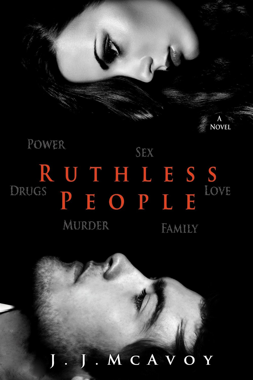 Ruthless People Book Cover