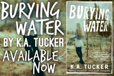 Burying water Available Now