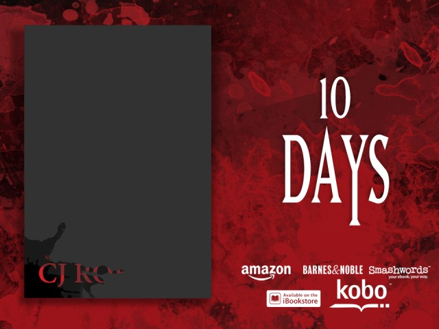 @AuthorCJRoberts DARK DUET: cover reveal – 10 days – @CLPromotionsKY