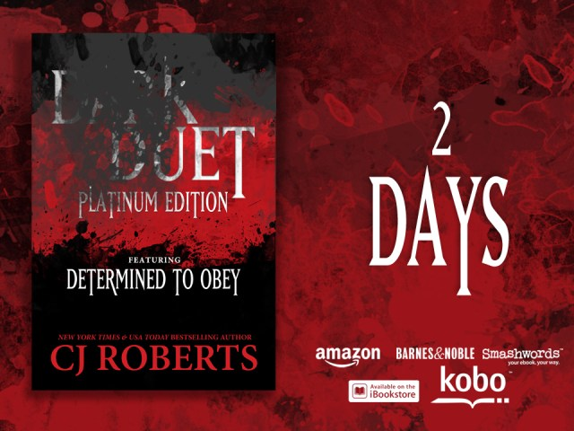 '@AuthorCJRoberts DARK DUET: cover reveal – 2 days – @CLPromotionsKY