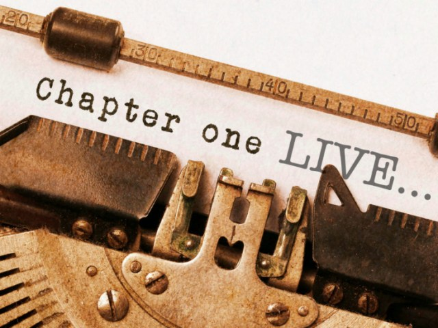 Have you heard of Chapter One Live? @ChapterOneLIVE   @AuthorRSGrey