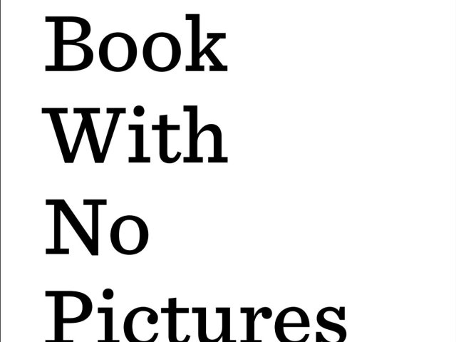 The Book With No Pictures by @bjnovak  @YouTube