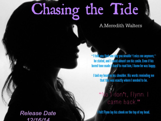 Chasing the Tide {review} @AuthorAMWalters @InkSlingerPR