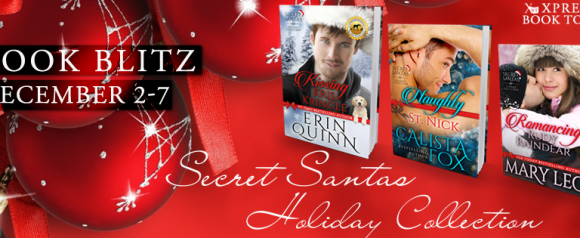 Secret Santas - holiday collectionNovellasBlitzBanner