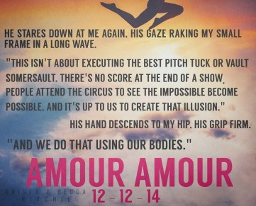 amour amour teaser