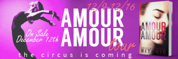 Amour Amour Tour Banner