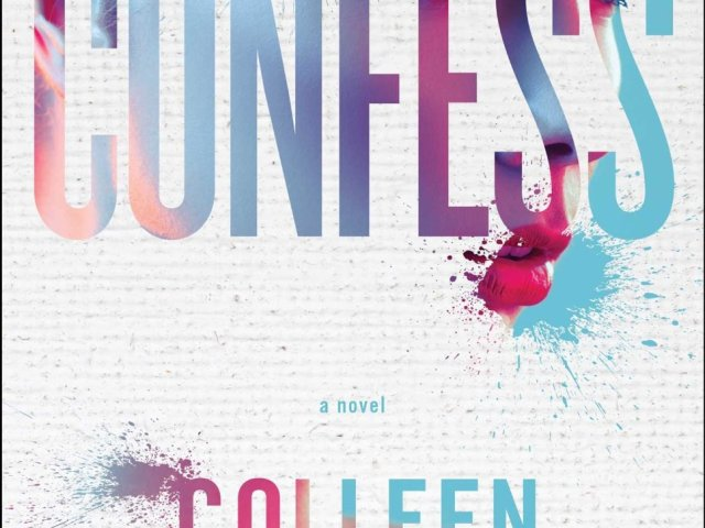 Confess by @colleenhoover  {arc review} @AtriaIndies LOVED IT!