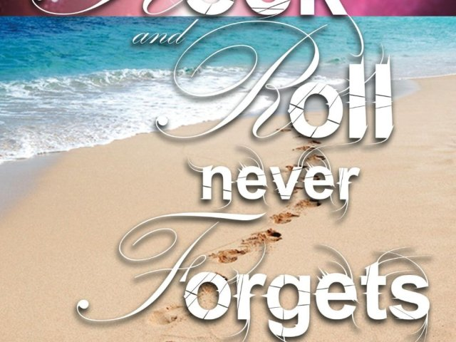 Rock and Roll Never Forgets by @bsswrites {review}