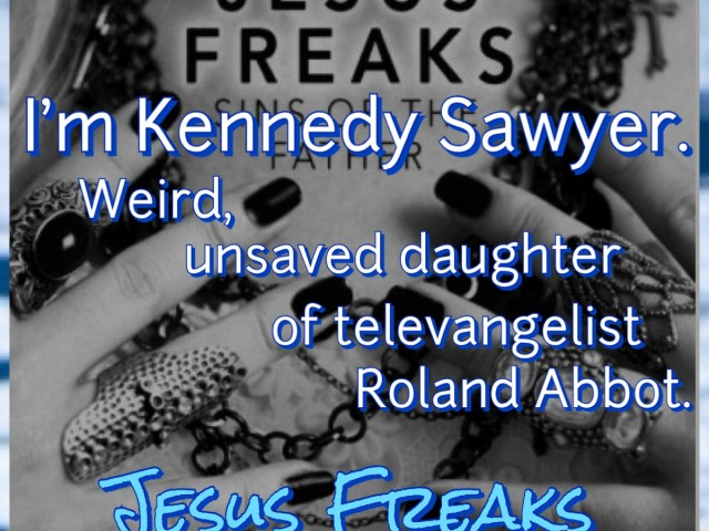REVIEW: Jesus Freaks by Andrea Randall