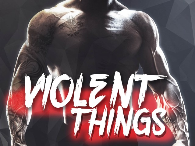 COVER REVEAL: Violent Things by @_callie_hart #moreZeth