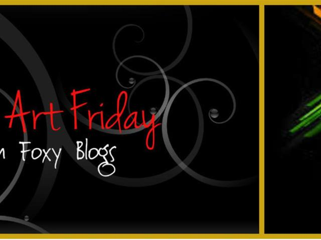 Fan Art Friday made by bloggers around the blogosphere #20 + #giveaway