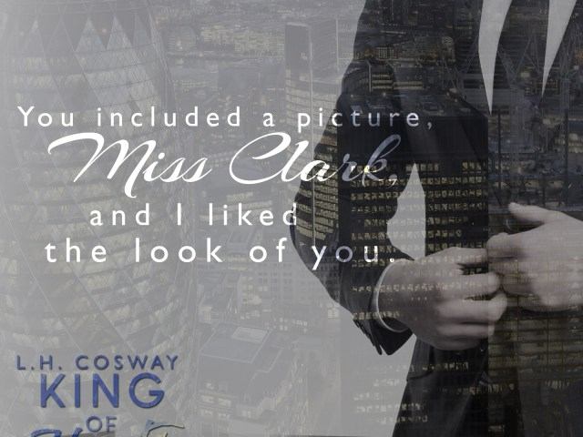 BLOG TOUR: King of Hearts by @LHCosway {5 stars} #giveaway