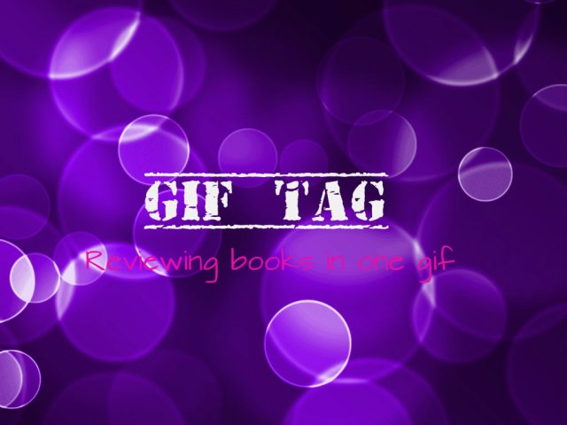 GIF TAG – Reviewing books in one gif