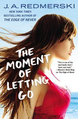 The Moment of Letting Go Book Cover