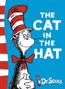 Cat in the Hat - Book