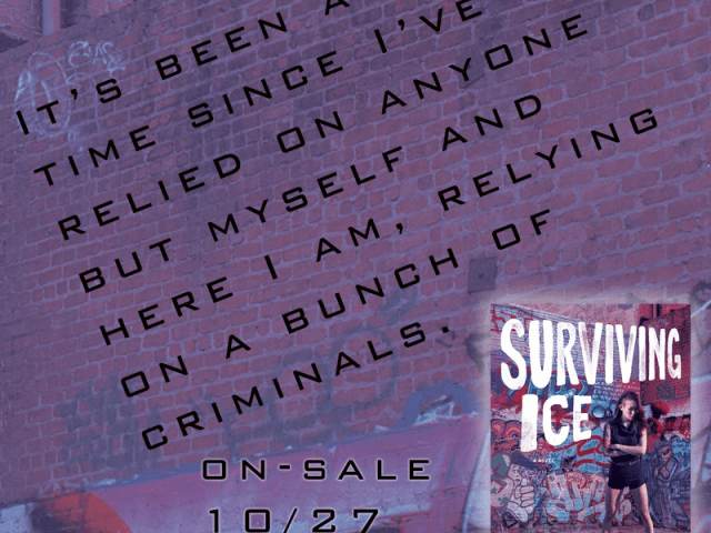 Release Week Blitz: Surviving Ice by @kathleenatucker | @InkSlingerPR #giveaway