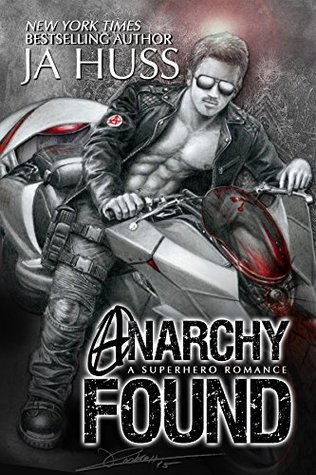 Anarchy Found Book Cover
