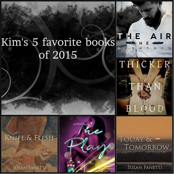 kim's 5 favorites