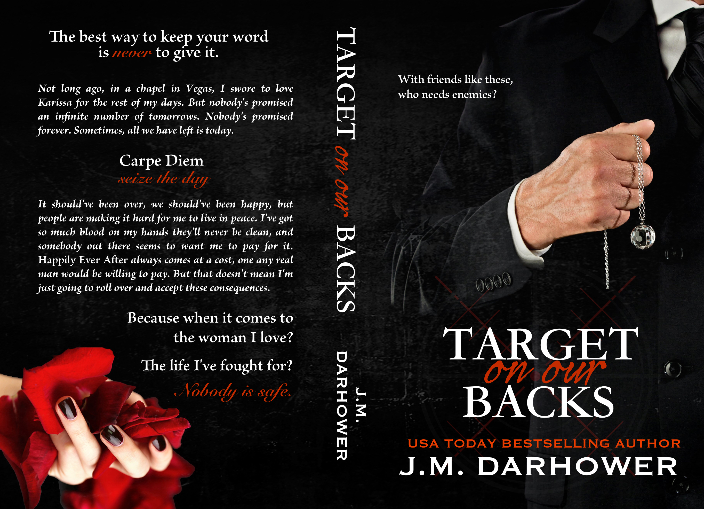 Target on Our Backs Book Cover