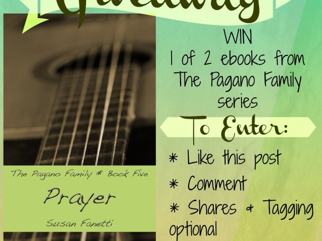 Prayer by @sfanetti ~ Double 5 Star Review + #Giveaway