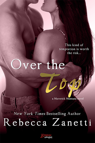 Over The Top Book Cover
