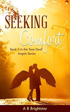 Seeking Comfort Book Cover