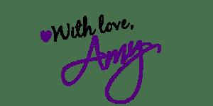 signature - Amy