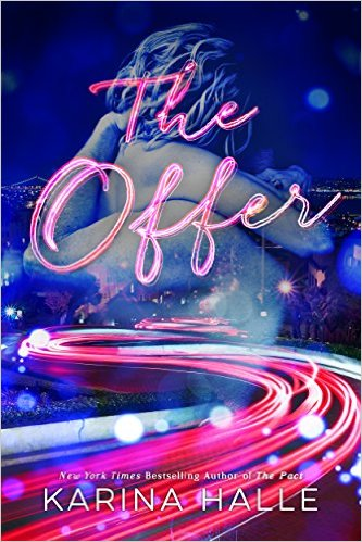 The Offer Book Cover