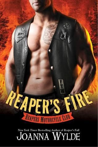 reaper's fire bookcover