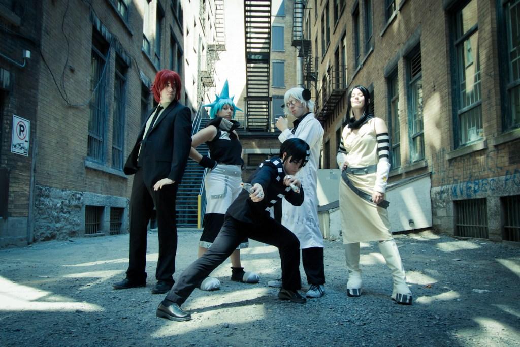 soul-eater-group