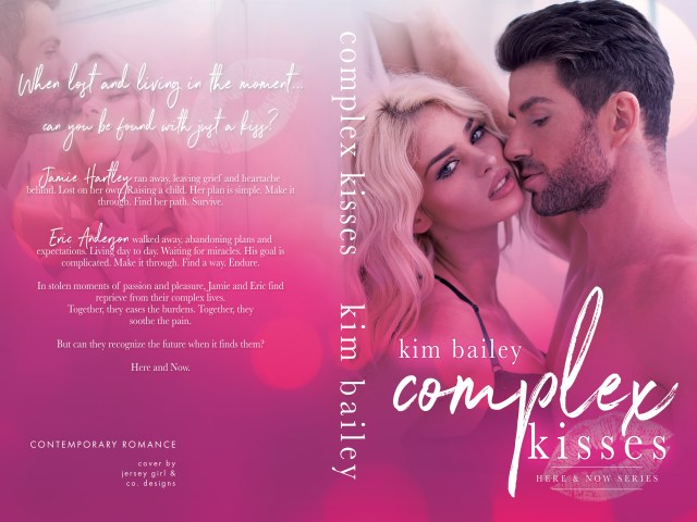 Happy Cover Reveal day: COMPLEX KISSES by @KimBwrites + #giveaway