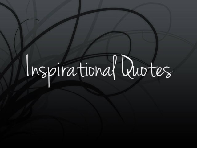 TAG: Facebook inspirational quotes (@Kimberley_Bee )