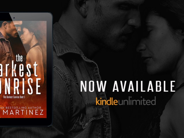 THE DARKEST SUNRISE by Aly Martinez is LIVE and you can read it for FREE on KindleUnlimited!