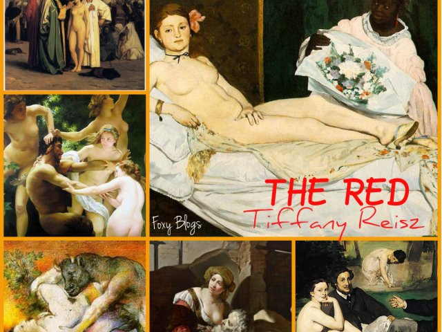 Happy Release Day: THE RED by Tiffany Reisz