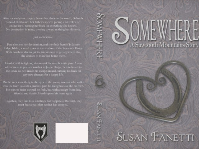 On Kindles Today: SOMEWHERE by @sfanetti #5stars