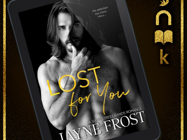 Available Now: LOST FOR YOU by @JayneFrostBooks + #giveaway