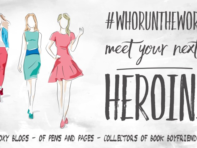 MEET YOUR NEXT BOOK HEROINE blog tour #SignUp 2018