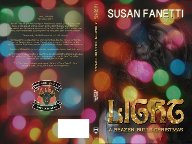 Available Now: LIGHT by Susan Fanetti