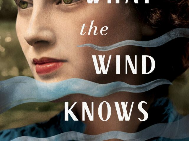 Review: What the Wind Knows by Amy Harmon #5stars #giveaway #trailer