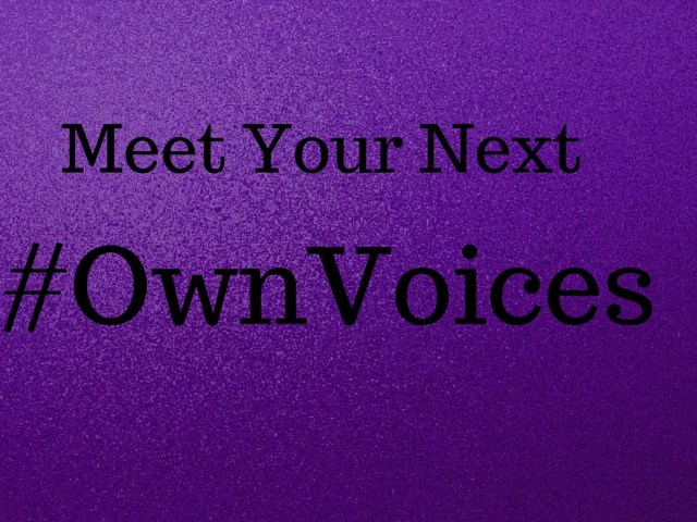 MEET YOUR NEXT #OwnVoices tour  #SignUp 2019